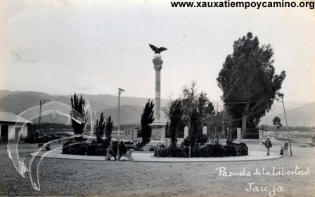 Plaza Santa Isabel del Barrio La Libertad