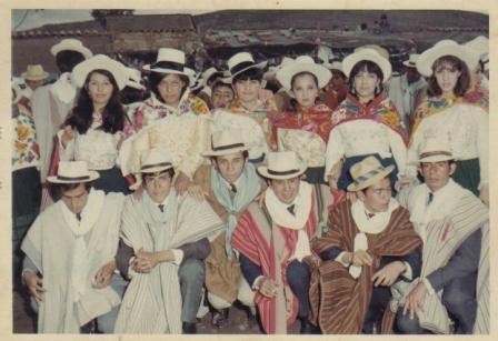 Carnaval Jaujino 1969