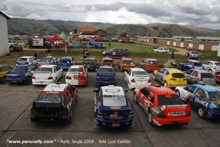 Rally Jauja 2008