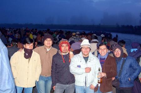 Xauxa Tiempo y Camino en Huasquicha, Jauja