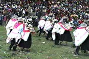 Carnavales en el Distrito de Marco