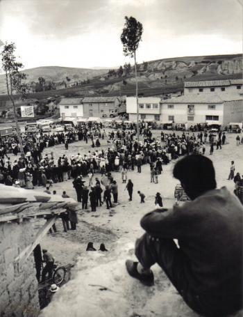 Cortamonte en Huacllas