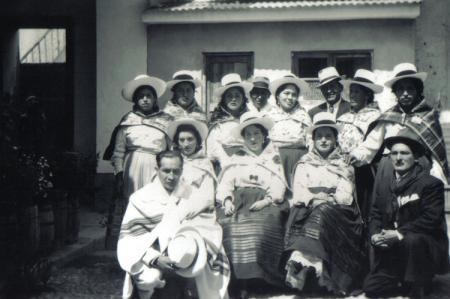 Panfilo Cáceres y amigos