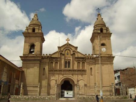 Iglesia de Jauja