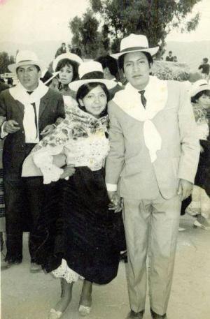 Pedro Infantes e Hilda Montalvo