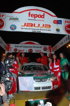 Rally Claro Jauja