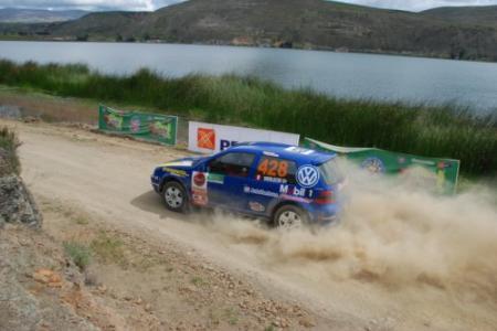 Rally en la Laguna de Paca