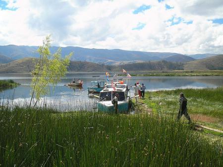 Laguna de Paca - Jauja