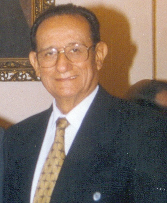 Teófilo Jorge Aliaga Osorio