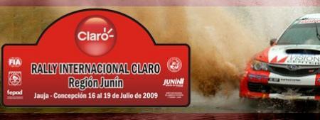 Rally Sudamericano Peru