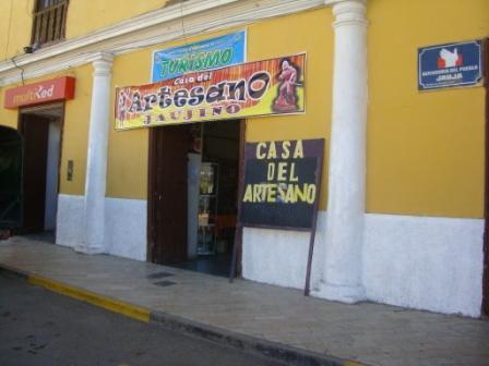 Casa del Artesano Jaujino