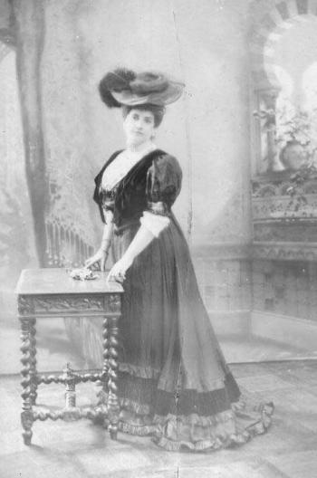 Maria Lacroix de Olavegoya