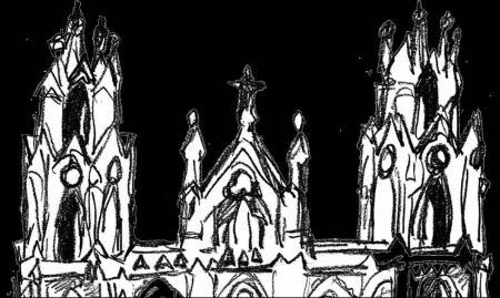 Capilla Cristo Pobre, San Vicente de Paúl - Jauja