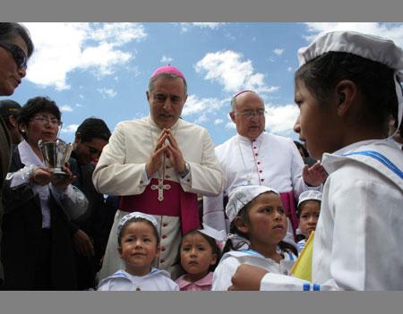 Embajador del Papa en Jauja