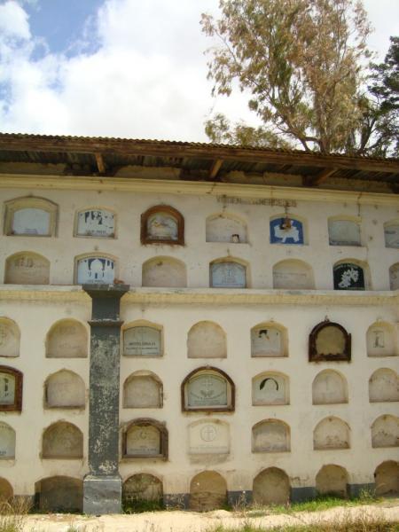 Pabellón Virgen de las Mercedes