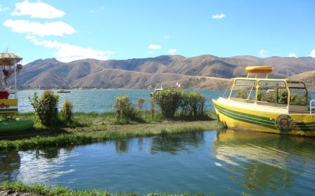 La Laguna de Paca es bien jaujina
