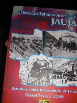Estudios sobre la provincia de Jauja de Manuel Pardo
