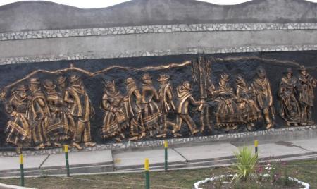 Plaza de Huarancayo en Jauja