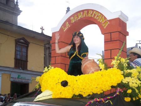 Angie Landeo Carranza - Samaritana Jauja