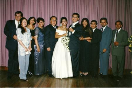 Matrimonio en Jauja