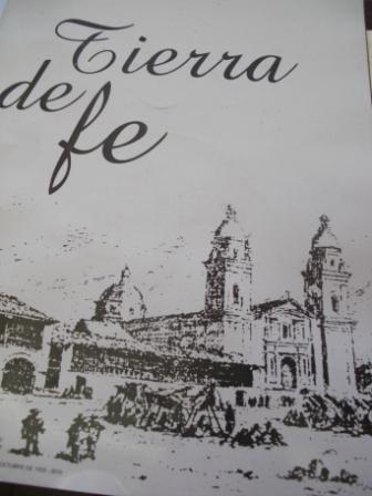 Tierra de Fe de Gerardo García Rosales