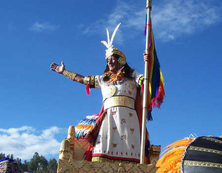 Los Ayllus de Molinos participarán en ceremonia