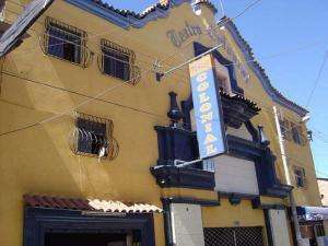 Cine Colonial en Jr. Junín