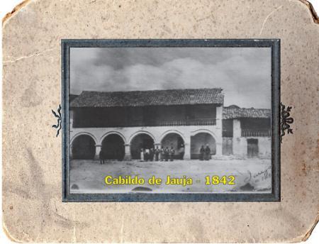 Cabildo de Jauja 1842