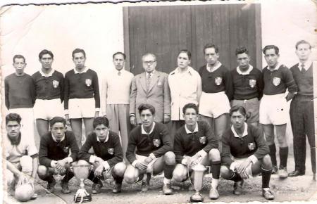 San Jose 1953 - Jauja