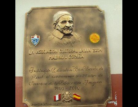 San Vicente de Jauja