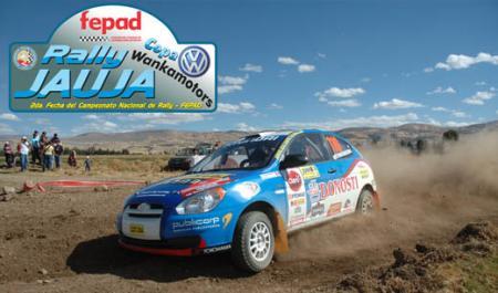 Rally Jauja 2011