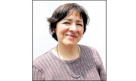 Poeta jaujina Ida Solís