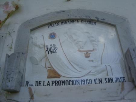 Profesor del San José de Jauja