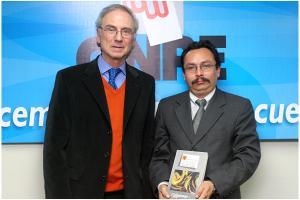 Dieter Nohlen y el autor