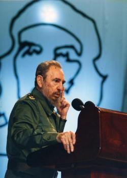 Fidel Castro, dueño absoluto del poder en Cuba por casi cinco décadas