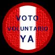 """símbolo de la campaña """"internetera"""" por el derecho a votar"""