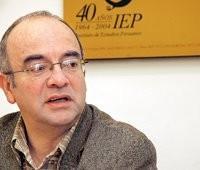 Carlos Iván Degregori, ex comisionado de la CVR . Fuente: http://sobresanmarcos.blogspot.com