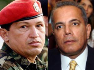 Hugo Chávez y Manuel Rosales, enemigos políticos jurados. Fuente: www.terra.com.pe