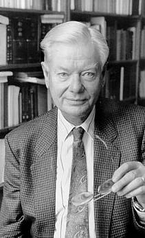 Dr. Klaus Roxin, uno de los principales promotores de la Teoría del Dominio del Hecho. Fuente: http://www.themis.umich.mx
