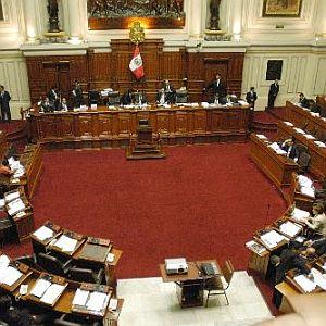 Hemiciclo del Congreso de la República del Perú. Fuente: http://agenciaperu.net