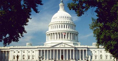 Edificio del Congreso de los Estados Unidos de Norteamérica