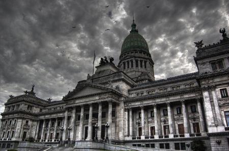 """""""Palacio del Congreso de la Nación Argentina, Buenos Aires, Argentina"""". Foto de Pedro Ignacio Guridi. Fuente: http://es.wikipedia.org/wiki/Archivo:Buenos_Aires_-_Palacio_del_Congreso_de_la_Naci%C3%B3n_Argentina_-HDR-_1.jpg"""