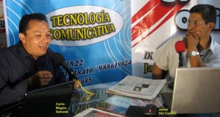 Entrevistado por Jaime Del Castillo Jaramillo, 7 de febrero de 2010