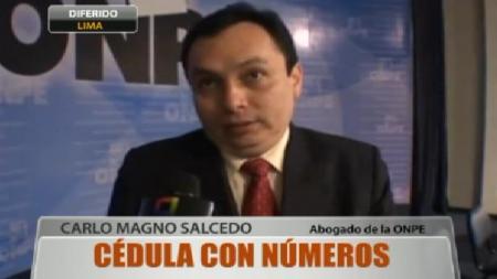 Carlo Magno Salcedo entrevistado por Willax.tv, 04 de agosto de 2010