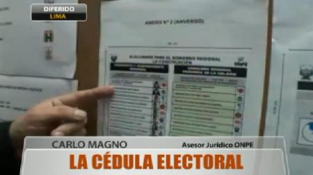 Carlo Magno Salcedo entrevistado por Willax.tv, 11 de agosto de 2010