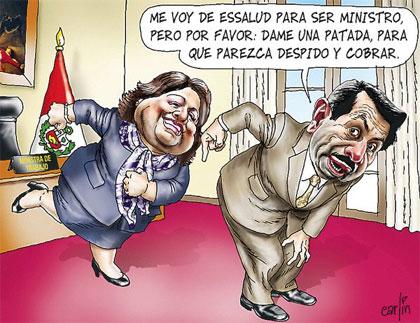 Fuente: La República, 26 de noviembre de 2010
