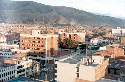 Gobierno Regional de Junín, en la incontrastable ciudad de Huancayo