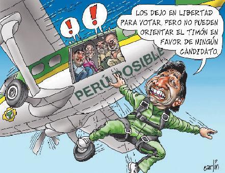 Fuente: La República, Lima, 10 de mayo de 2011.