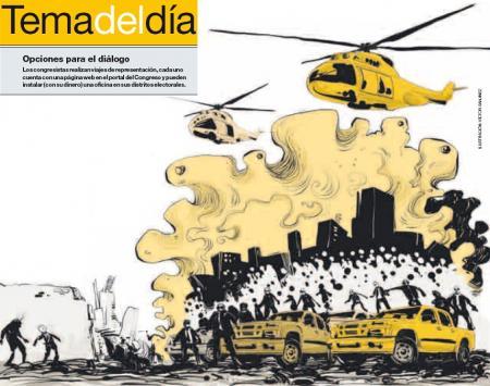 Fuente: El Comercio, martes 30 de agosto de 2011, p. a2