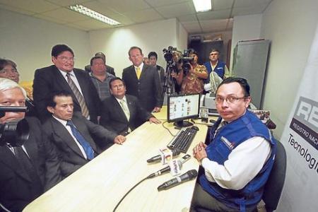 Fuente: Diario Correo, 05 de abril de 2012.